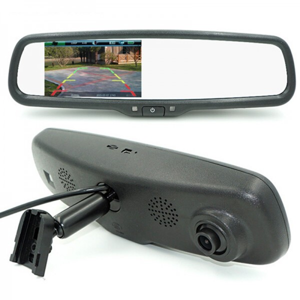 Видеозеркало Car DVR Mirrow